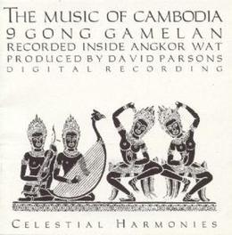 9 GONG GAMELAN -MUSIC OF CAMBODIA- Audio CD, V/A, CD