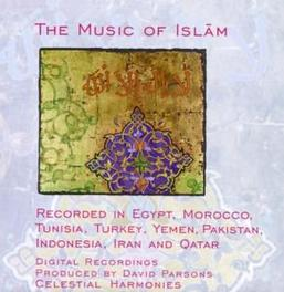 MUSLIM MUSIC INDONESIA Audio CD, MUSIC OF ISLAM, CD