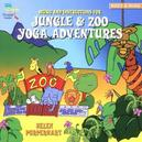 JUNGLE & ZOO YOGA.. .....