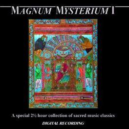 SACRED MUSIC CLASSICS Audio CD, MAGNUM MYSTERIUM I, CD