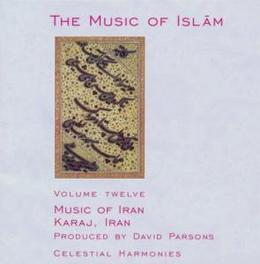 MUSIC OF IRAN Audio CD, MUSIC OF ISLAM, CD