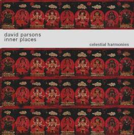 INNER PLACES Audio CD, DAVID PARSONS, CD