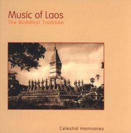 MUSIC OF LAOS THE BUDDHIST TRADITION Audio CD, V/A, CD