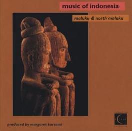 MALUKU & NORTH MALUKU RECORDINGS 1989-1993 Audio CD, V/A, CD
