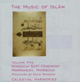 AISSAOUA SUFI CEREMONY Audio CD, MUSIC OF ISLAM, CD