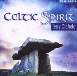 CELTIC SPIRIT TERRY OLDFIELD, CD