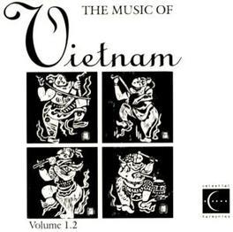 MUSIC OF VIETNAM 1.2 Audio CD, V/A, CD