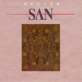 SAN Audio CD, DEUTER, CD