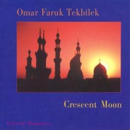 CRESCENT MOON Audio CD, OMAR FARUK TEKBILEK, CD