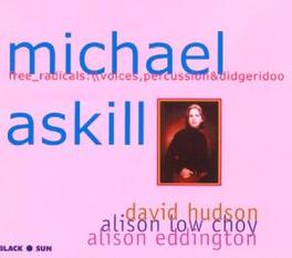 FREE RADICALS Audio CD, MICHAEL ASKILL, CD