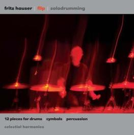 12 PIECES FOR DRUMS, CYMB Audio CD, FRITZ HAUSER, CD