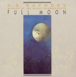 FULL MOON Audio CD, G.S. SACHDEV, CD