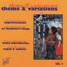 THEMES AND VARIATIONS 1 Audio CD, FRANZ LEHRNDORFER, CD