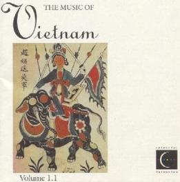 MUSIC OF VIETNAM 1.1 VIETNAMESE INSTRUMENTS PLAYED BY VIETNAMESE PEOPLE Audio CD, V/A, CD