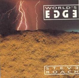 WORLD'S EDGE Audio CD, STEVE ROACH, CD