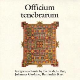 OFFICIUM Audio CD, GREGORIAN CHANT, CD