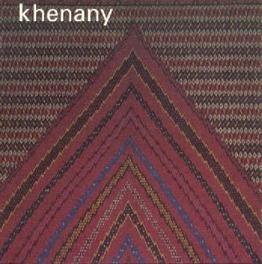 KHENANY Audio CD, KHENANY, CD