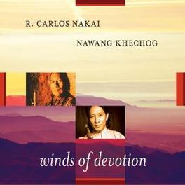 WINDS OF DEVOTION R. CARLOS NAKAI, CD