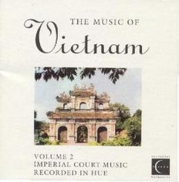 MUSIC OF VIETNAM 2 Audio CD, V/A, CD