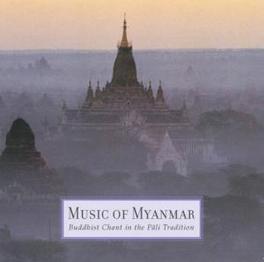 MUSIC OF MYANMAR Audio CD, V/A, CD