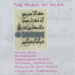 AL-ANDALUS Audio CD, MUSIC OF ISLAM, CD