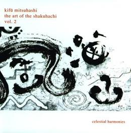 ART OF SHAKUHACHI 2 Audio CD, KIFU MITSUHASHI, CD