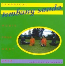 TEMBANG SUNDA SUNDANESE SUNG POETRY Audio CD, LINGKUNG SENI MALATI, CD