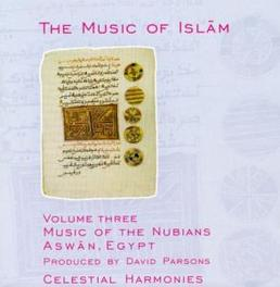 MUSIC OF THE NUBIANS Audio CD, MUSIC OF ISLAM, CD
