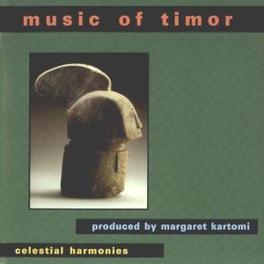 MUSIC OF INDONESIA:TIMOR Audio CD, V/A, CD