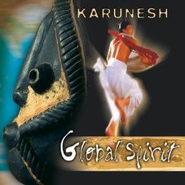 GLOBAL SPIRIT KARUNESH, CD