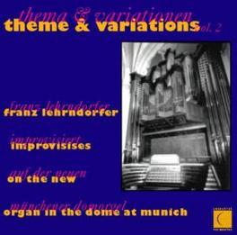 THEMES AND VARIATIONS 2 Audio CD, FRANZ LEHRNDORFER, CD
