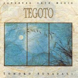 TEGOTO JAPANESE KOTO MUSIC Audio CD, TOMOKO SUNAZAKI, CD