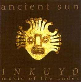 ANCIENT SUN WORLD MUSIC Audio CD, INKUYO, CD