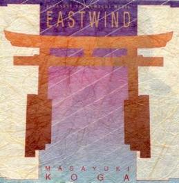 EASTWIND/JAPANESE SHAKUHA Audio CD, MASAYUKI KOGA, CD