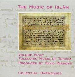 FOLKLORIC MUSIC OF TUNISI Audio CD, MUSIC OF ISLAM, CD