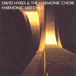 HARMONIC MEETINGS FEAT. THE HARMONIC CHOIR Audio CD, DAVID HYKES, CD