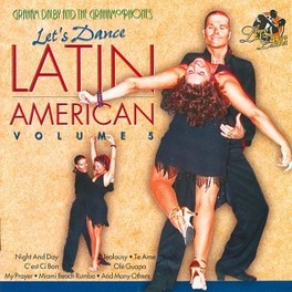 LATIN AMERICA 5 INCL. TANGO'S RUMBA'S BOSSA NOVA'S Audio CD, GRAHAM DALBY, CD