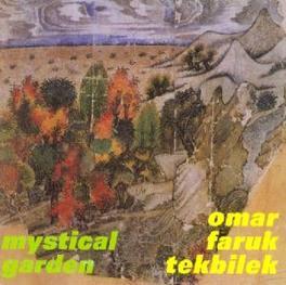 MYSTICAL GARDEN Audio CD, OMAR FARUK TEKBILEK, CD