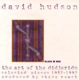 ART OF THE DIDJERIDU Audio CD, DAVID HUDSON, CD