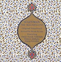 SULEYMAN -MAGNIFICENT- MUSIC BY BRIAN KEANE Audio CD, OST, CD