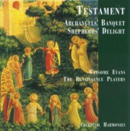 TESTAMENT Audio CD, RENAISSANCE PLAYERS, CD