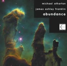 ABUNDANCE Audio CD, MICHAEL ATHERTON, CD