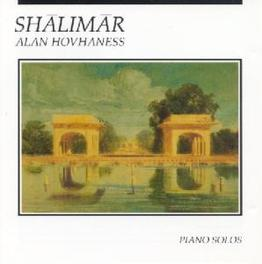 SHALIMAR Audio CD, ALAN HOVHANESS, CD