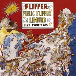 PUBLIC FLIPPER LIMITED 1986 ALBUM/*REISSUE* Audio CD, FLIPPER, CD