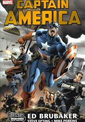 Captain America By Ed...