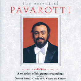 ESSENTIAL PAVAROTTI PAVAROTTI Audio CD, LUCIANO PAVAROTTI, CD