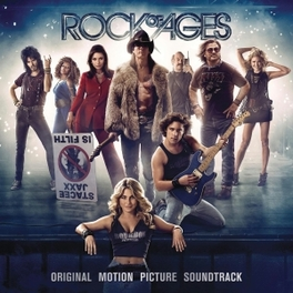 ROCK OF AGES OST, CD