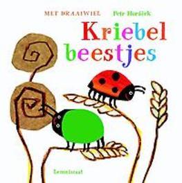 Kriebelbeestjes Petr Horacek, Hardcover