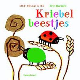 Kriebelbeestjes Horáček, Petr, Hardcover