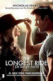 The longest Ride de lange tocht, Sparks, Nicholas, Paperback